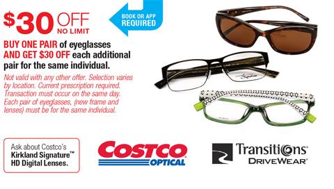 e83f708a8a Costco Eyeglass Frame Choices