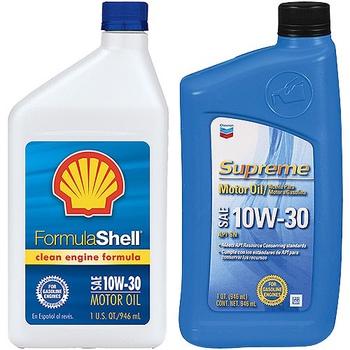 Costco deal chevron supreme and or formula shell motor for Formula shell motor oil
