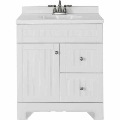 Lowes Deal Style Selections 31 In Ellenbee White