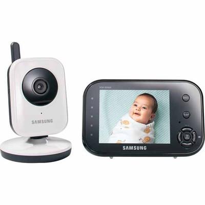 target deal samsung babyview video baby monitor. Black Bedroom Furniture Sets. Home Design Ideas