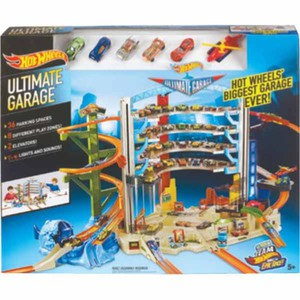 toys r us deal hot wheels ultimate garage sale. Black Bedroom Furniture Sets. Home Design Ideas