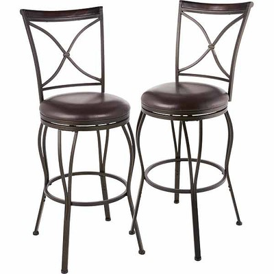 2 Pack Barstools - $49 - Walmart Deal - 2 Pack Barstools - $49 - Bar - Bar Stools At Walmart Home Hold Design Reference