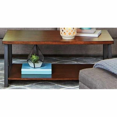 Better Homes and Gardens® Mercer Collection Coffee Table - $159.00 - Walmart Deal - Better Homes And Gardens® Mercer Collection Coffee