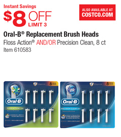 For our pick, an Oral-B brush, the monthly cost difference is less than the price of a small coffee from Dunkin' Donuts, and that price gap is even smaller if you buy the brand-name brush heads in bulk.