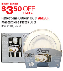 Exciting Costco Masterpiece Plates Pictures - Best Image Engine ...