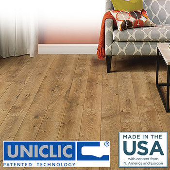 Costco Deal Harmonics Laminate Flooring With Attached 2mm Pad 5 Off