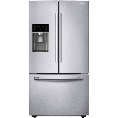 Lowes Deal Samsung 2807 Cu Ft French Door Refrigerator Now 2769