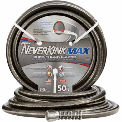 NeverKink Max 5/8 In X 100 Ft Max Premium Duty Garden