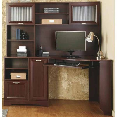 officemax deal - realspace magellan corner desk - $149.99