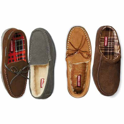 cheap for sale first look factory price Sears Deal - All Craftsman slippers - sale $20.00 - $22.50