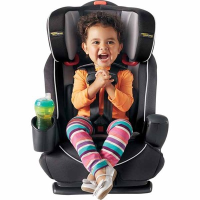 Target Deal - Graco Nautilus Safety Surround 3-in-1 car seat - $144