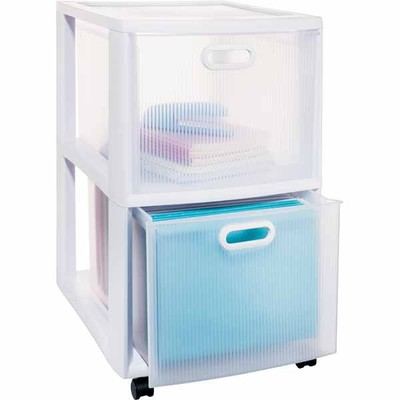 Sterilite Ultra  Drawer Cart