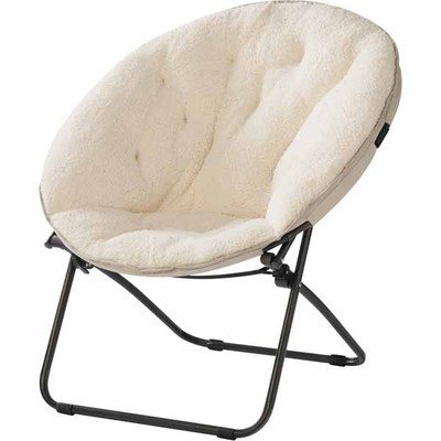 Room Essentials® folding sherpa chair - $35  sc 1 st  MyStore411 & Target Deal - Room Essentials® folding sherpa chair - $35