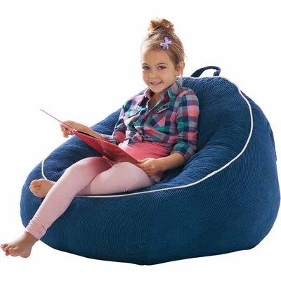 Circo Oversized Structured Bean Bag Chair
