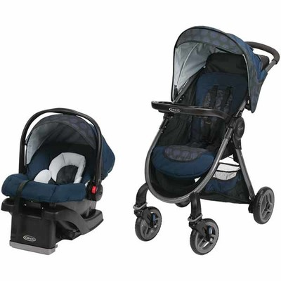 Target Deal Graco Fastaction Fold 2 0 Travel System 235