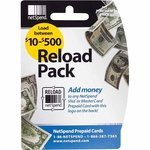 Purchase a NetSpend Reload Pack  the easy way to add cash to your NetSpend prepaid card - Reload Pack Purchase price $3.95