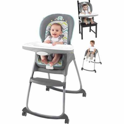 Walmart Deal Ingenuity Avondale Trio 3 In 1 High Chair